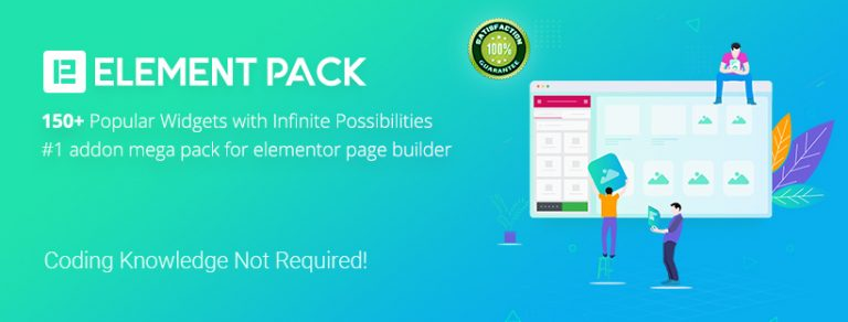 Introducing Element Pack for Elementor Featured Image