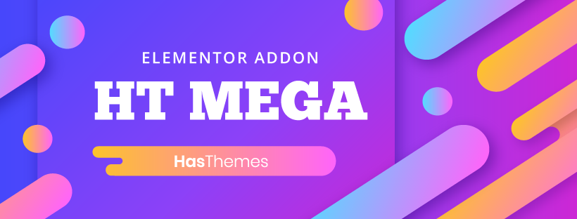 Introducing HT Mega for Elementor Featured Image