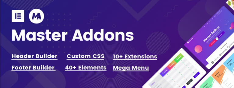 Introducing Master Addons for Elementor Featured Image