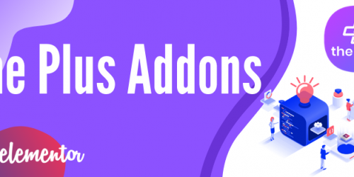 Introducing The Plus Addons Featured Image